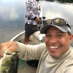 MY FORMER CAMP STUDENT TAKES ME FISHING